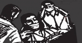 ডাকাতিকালে স্বর্ণালংকার না পেয়ে মাদ্রাসাছাত্রীকে ধর্ষণের অভিযোগ
